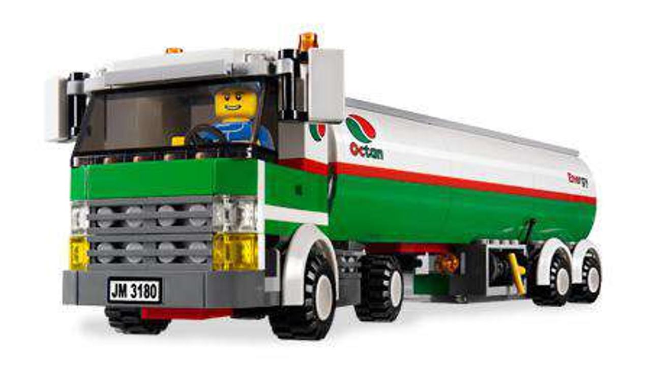 LEGO City Tank Truck Set 3180 - ToyWiz