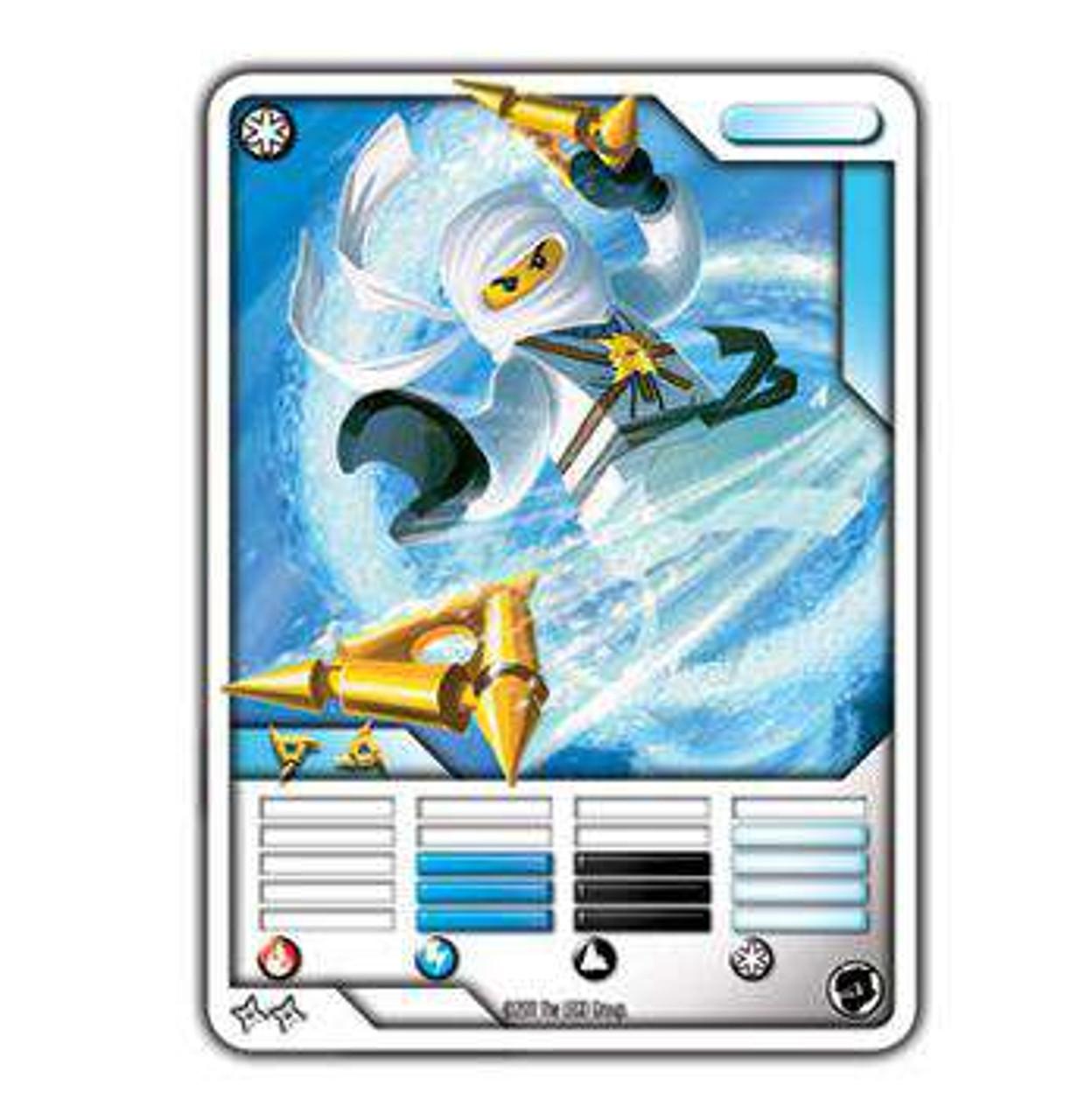 LEGO Ninjago Spinjitzu Spinners Zane Set 2113 - ToyWiz
