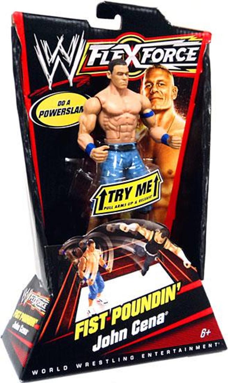 FlexForce John Cena Smash Scenes WWE Mattel Elite Classic