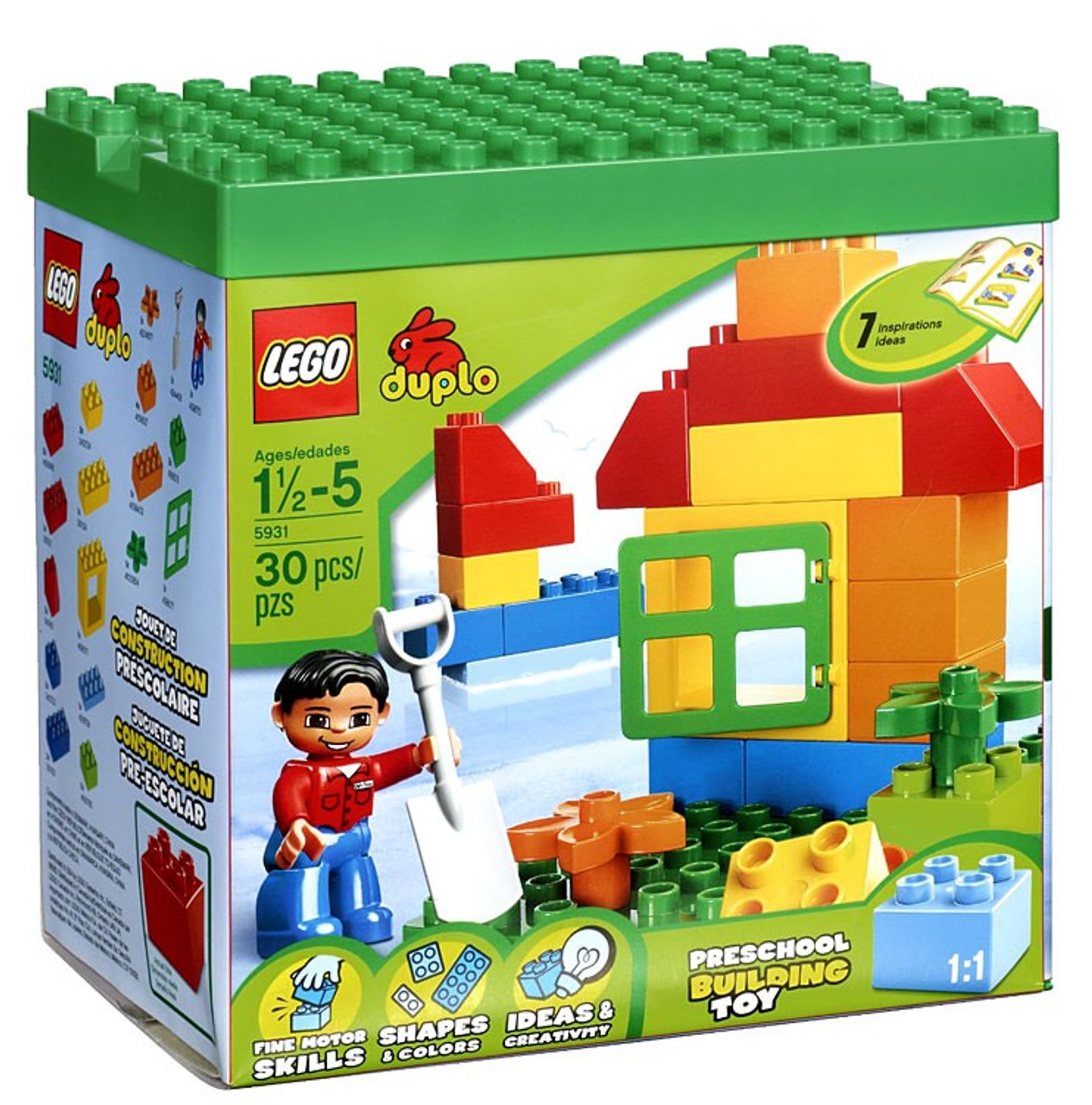 Lego Duplo My First Lego Duplo Set 5931 Toywiz