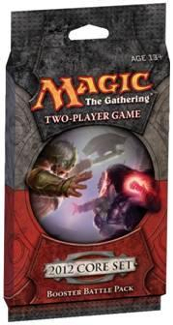 BLOOD AND FIRE Theme Deck Magic the Gathering MTG 2012 Core Set M12 Intro Pack