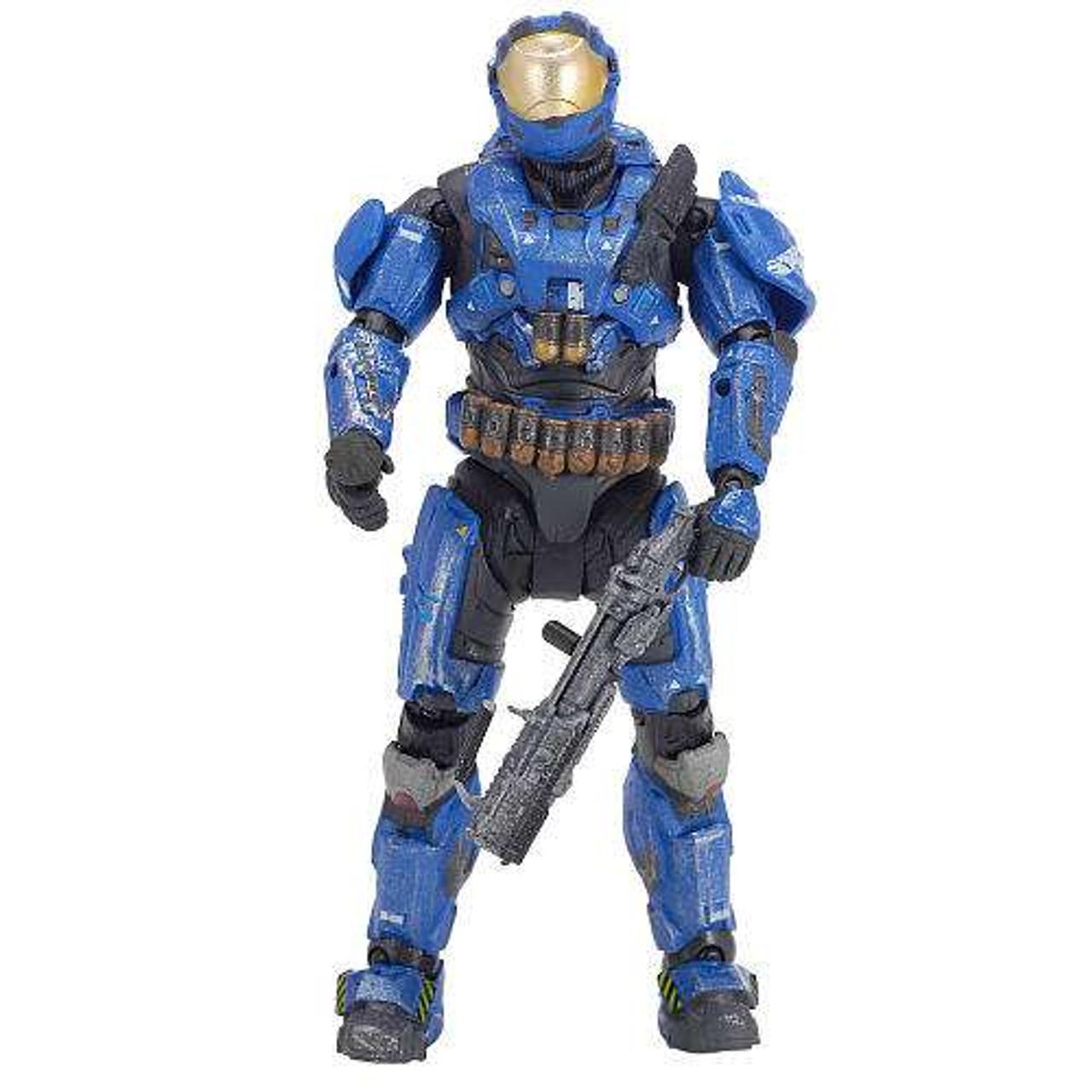 McFarlane Toys Halo Reach Halo Reach Series 5 Spartan