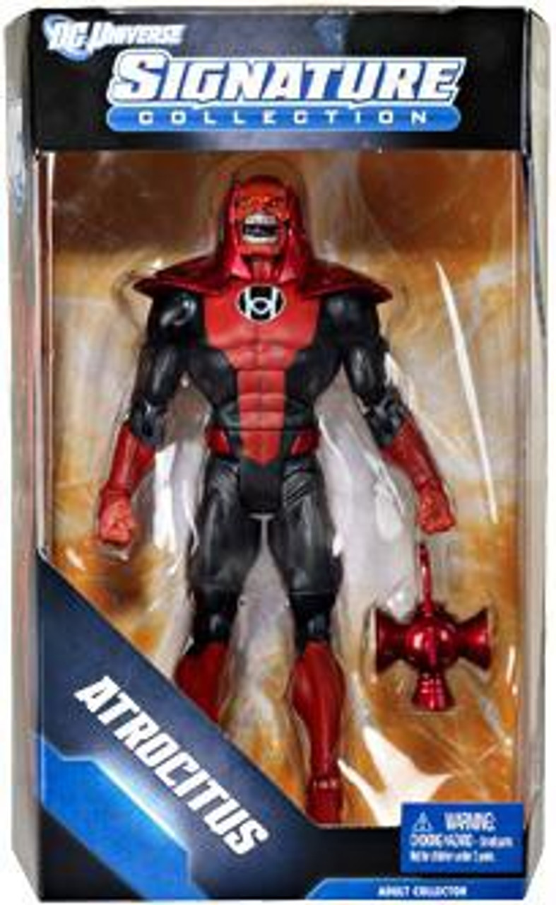 DC Universe Club Infinite Earths Signature Collection Lead Action Figure