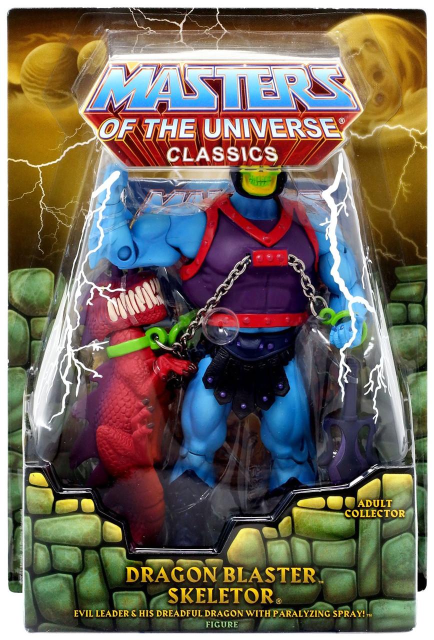 Masters Of The Universe Classics Dragon Blaster Skeletor Mattel 746775086244
