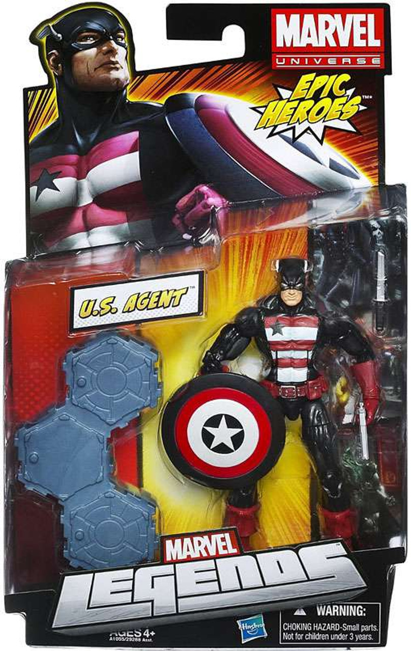 Marvel Legends 2012 Series 3 Epic Heroes Iron Man Action Figure