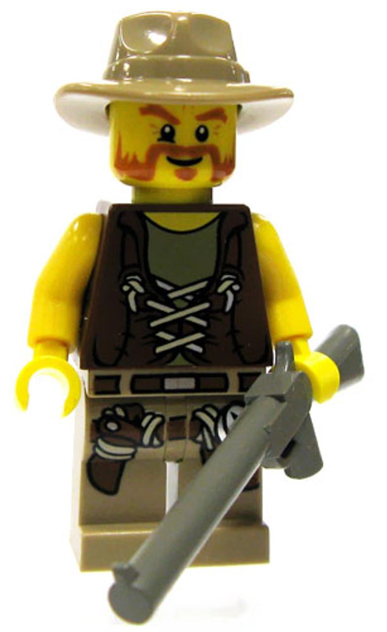 Lego Dino Attack Loose Dino Hunter Minifigure Version 2 Loose Toywiz