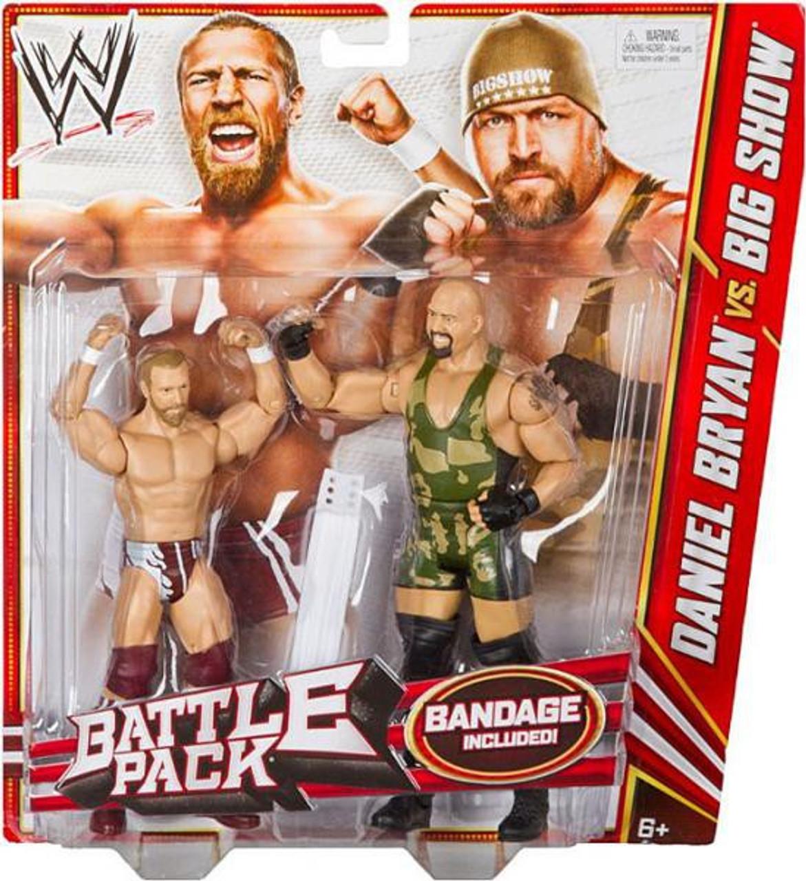 Brodus Clay-serie di base 34-WWE Mattel Wrestling Figure