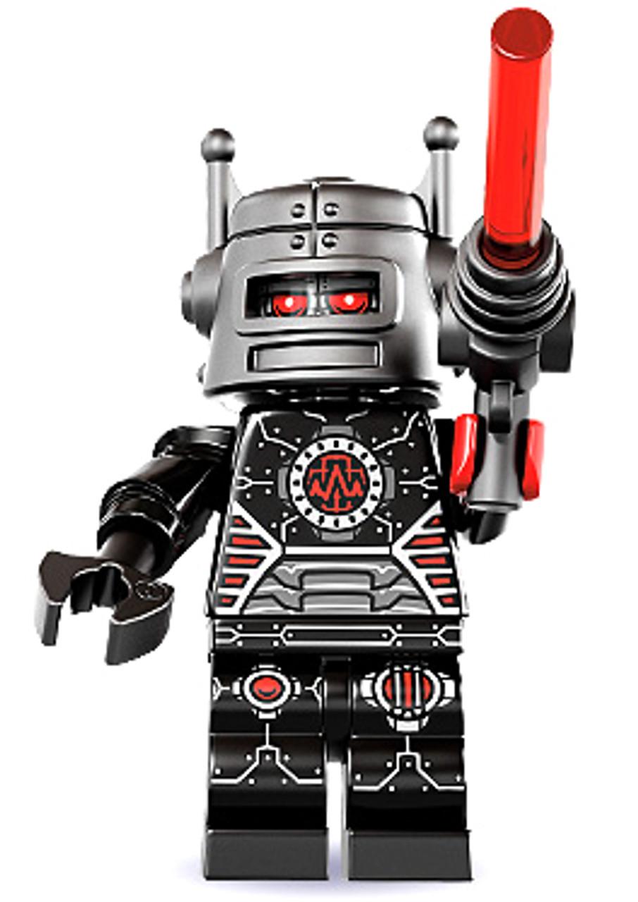 LEGO Minifigures Series 8 Evil Robot Minifigure [Loose]