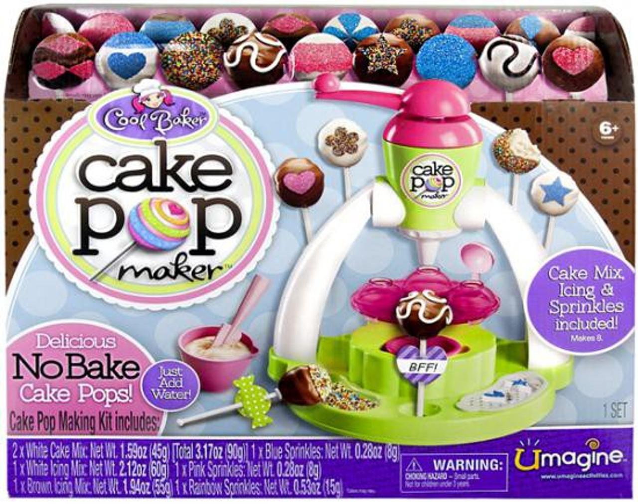 Cool Baker Cake Pop Maker