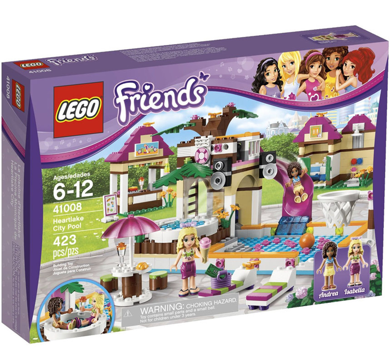 LEGO Friends Coloring Pages - GetColoringPages.com | 1192x1280