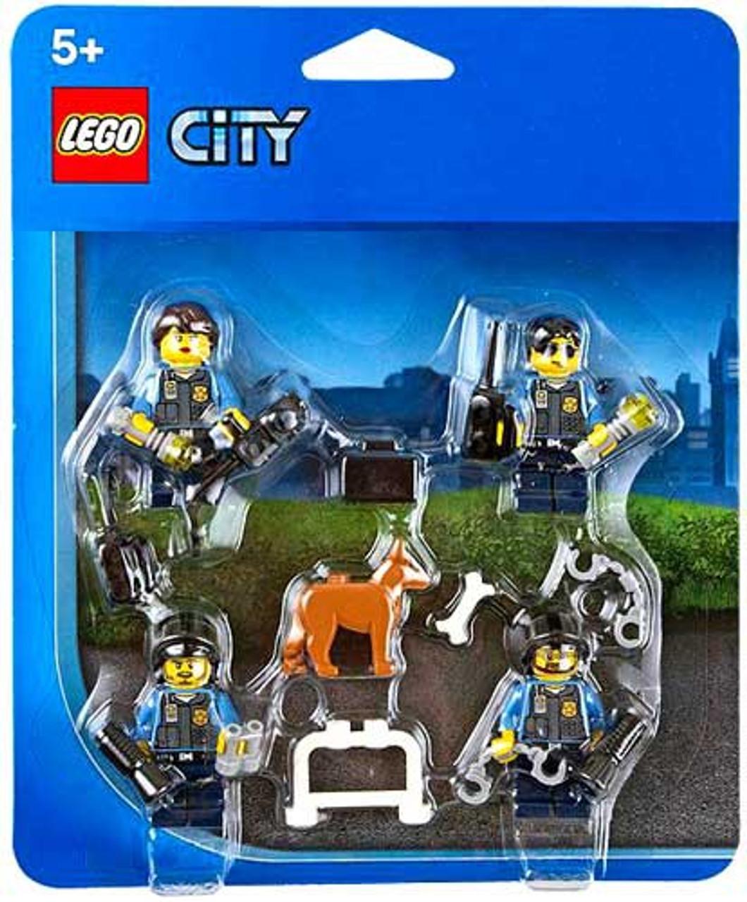 Lego City Police Minifigures Set 850617 Toywiz
