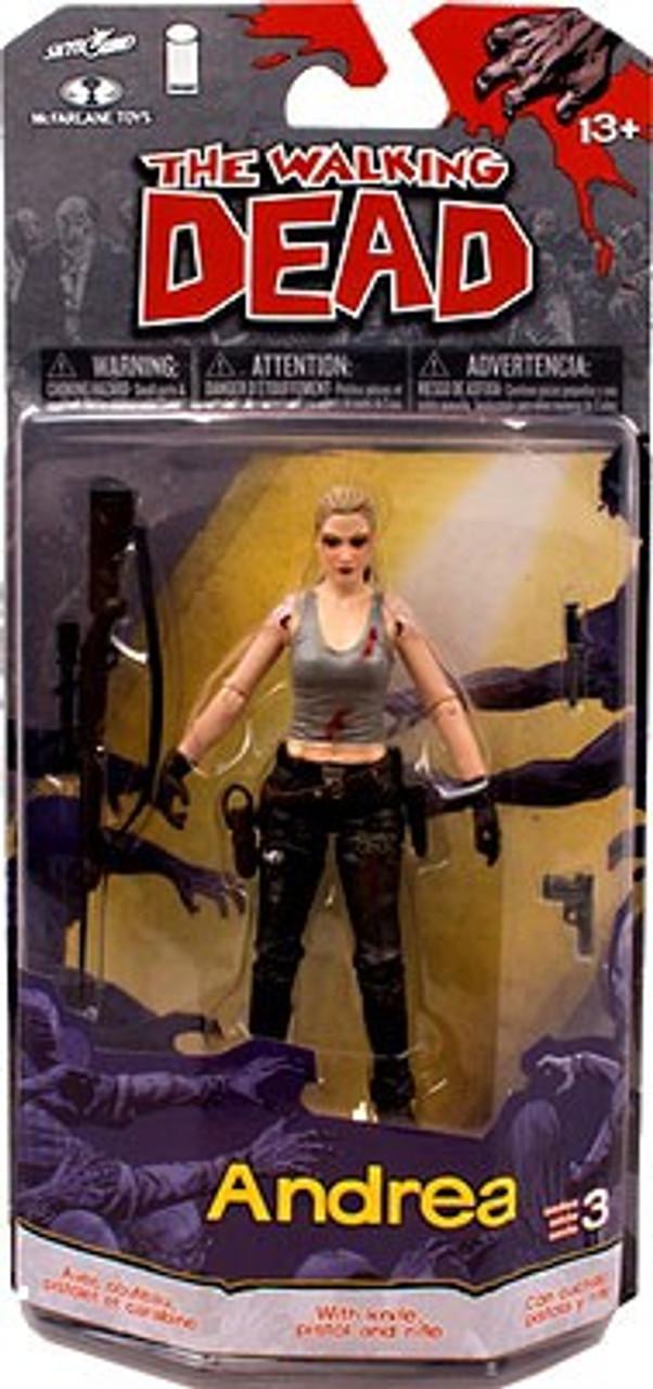 McFarlane Toys Andrea Action Figure