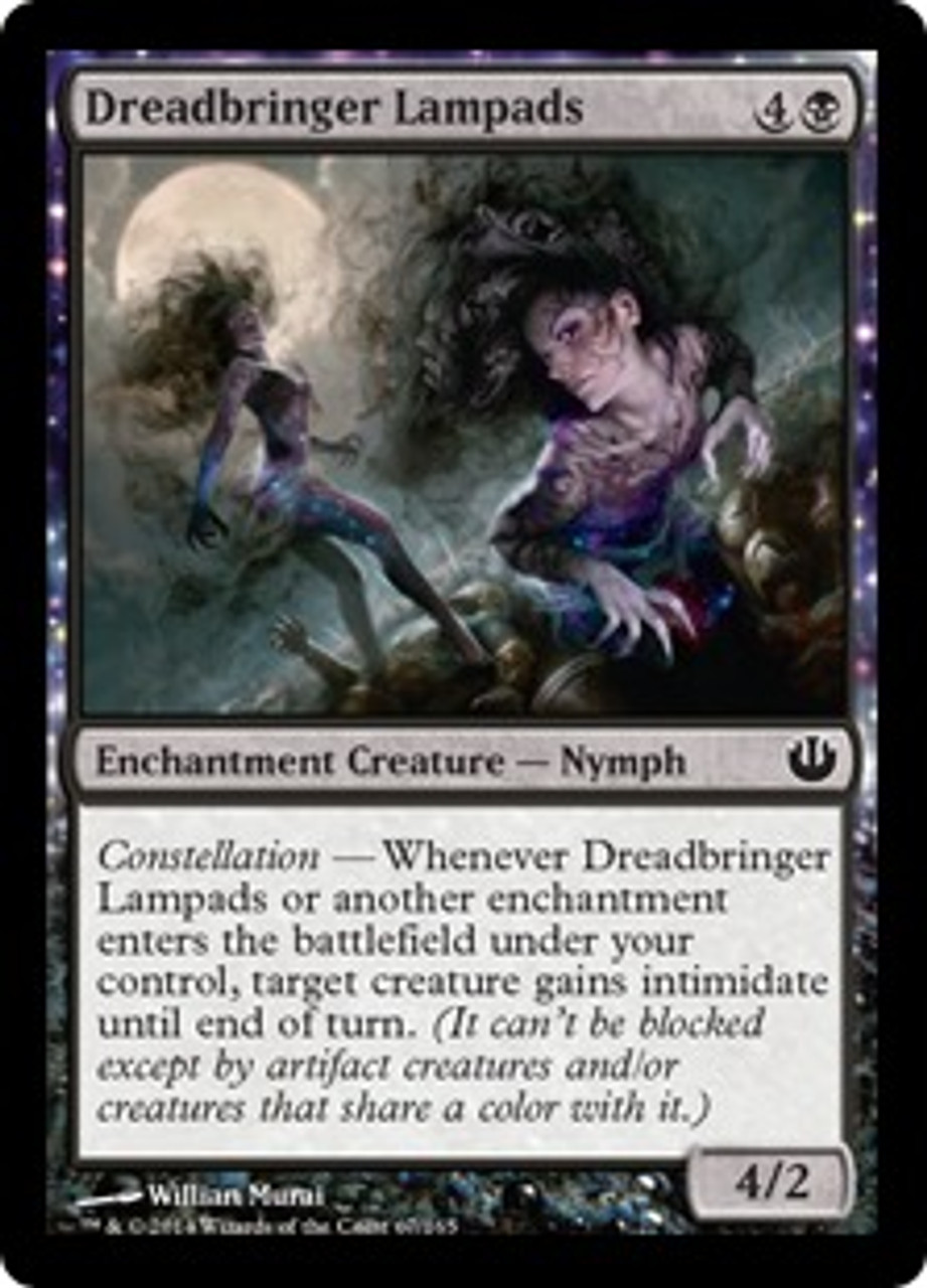 MTG Bearer of the Heavens Journey Into Nyx English Rare NM Magic the Gathering