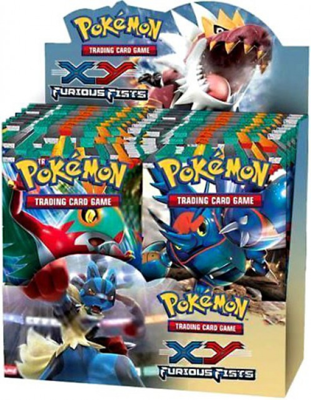 ELEVEN Pokemon Furious Fists Online Code Cards email within 24 hours
