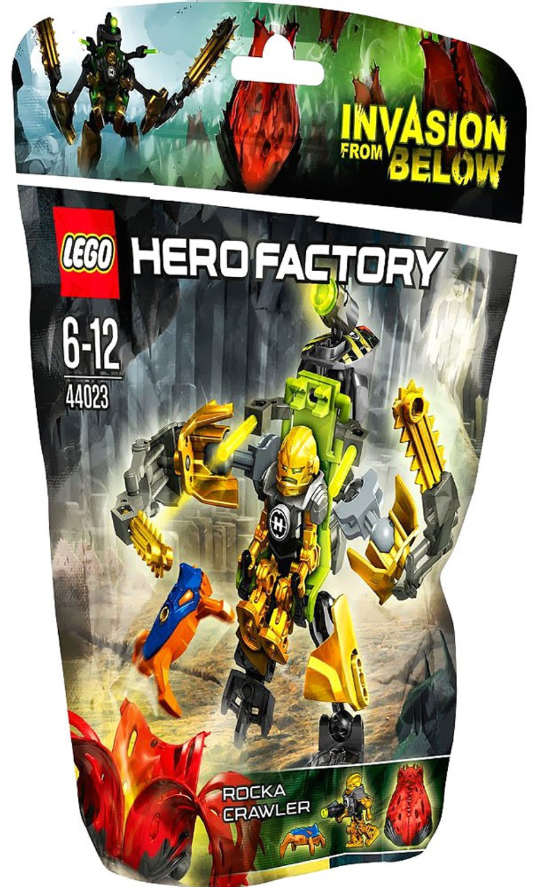 LEGO Hero Factory ROCKA Crawler Set #44023