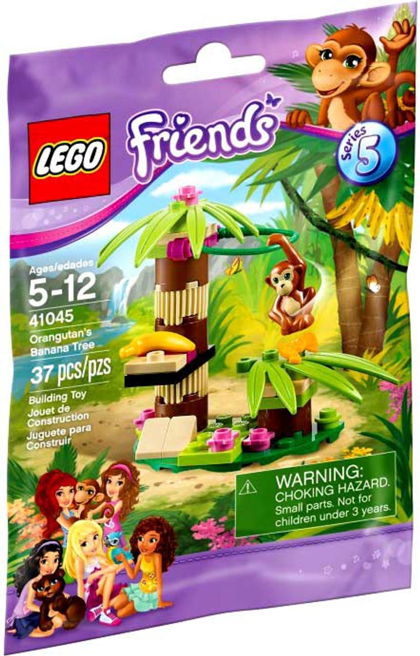 Friends Tree Lego Banana Orangutans Set41045 WIebDHE2Y9
