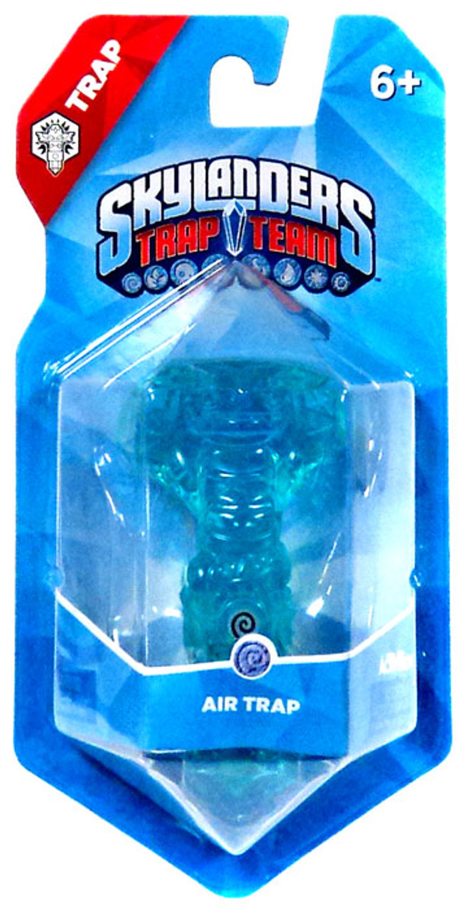 Skylanders Trap Team Air Snake Trap Cloudy Cobra Activision