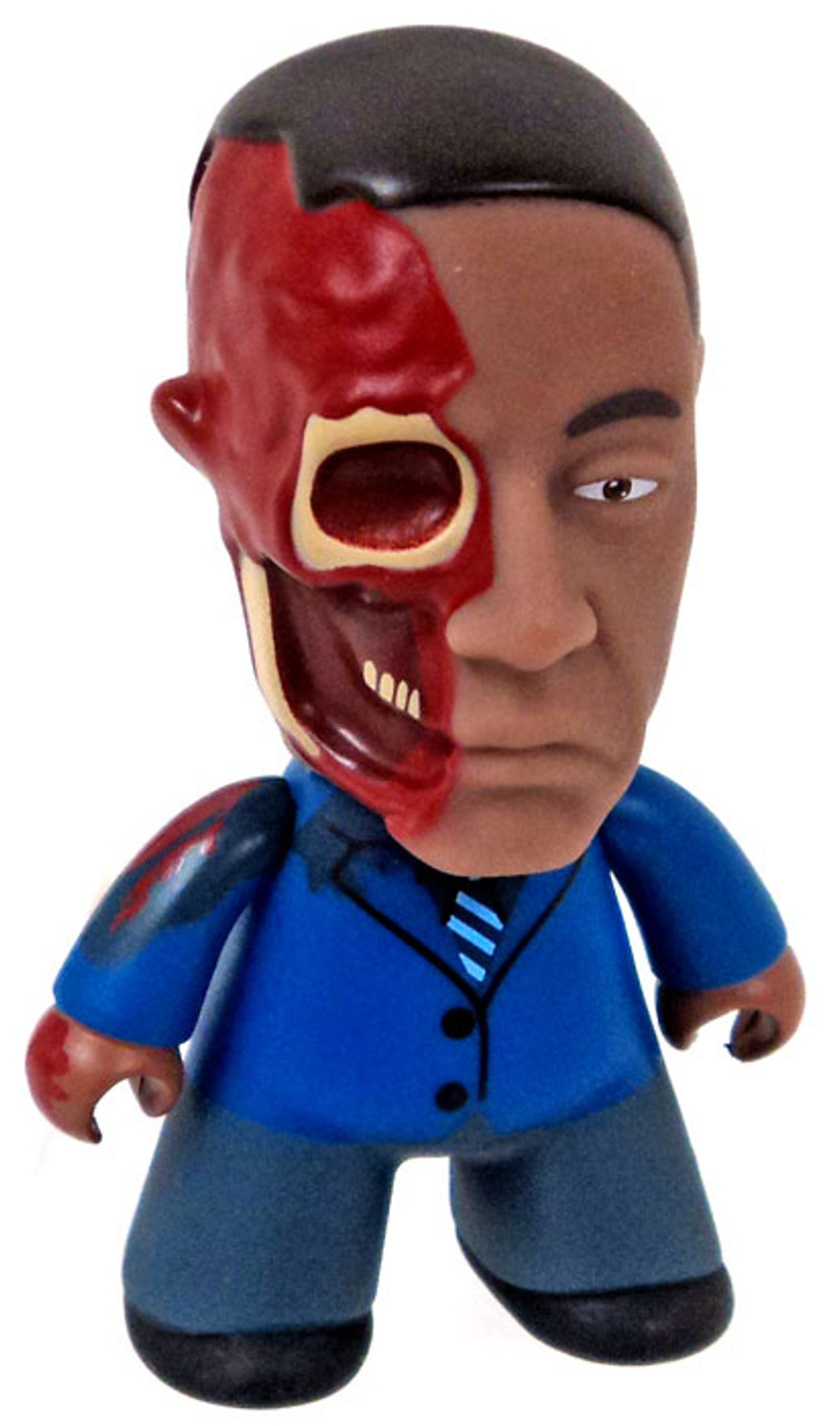 Breaking Bad Titans Collection Gus Mini Figure Half Face Toywiz