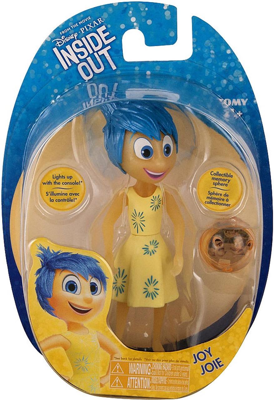Disney Pixar Inside Out The Console Figure Set