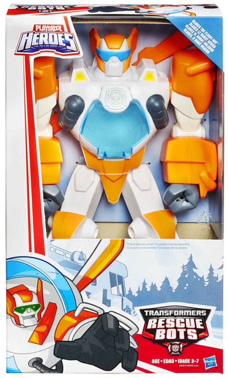 Transformers Rescue Bots Playskool Heroes Blades the Flight-Bot 11