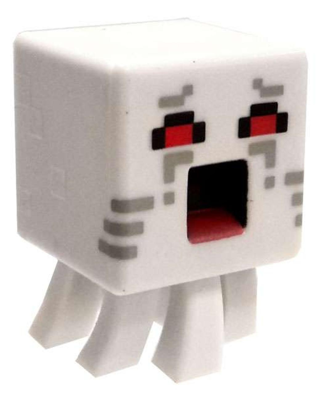 Minecraft Netherrack Series 3 Ghast 1 Mini Figure Loose