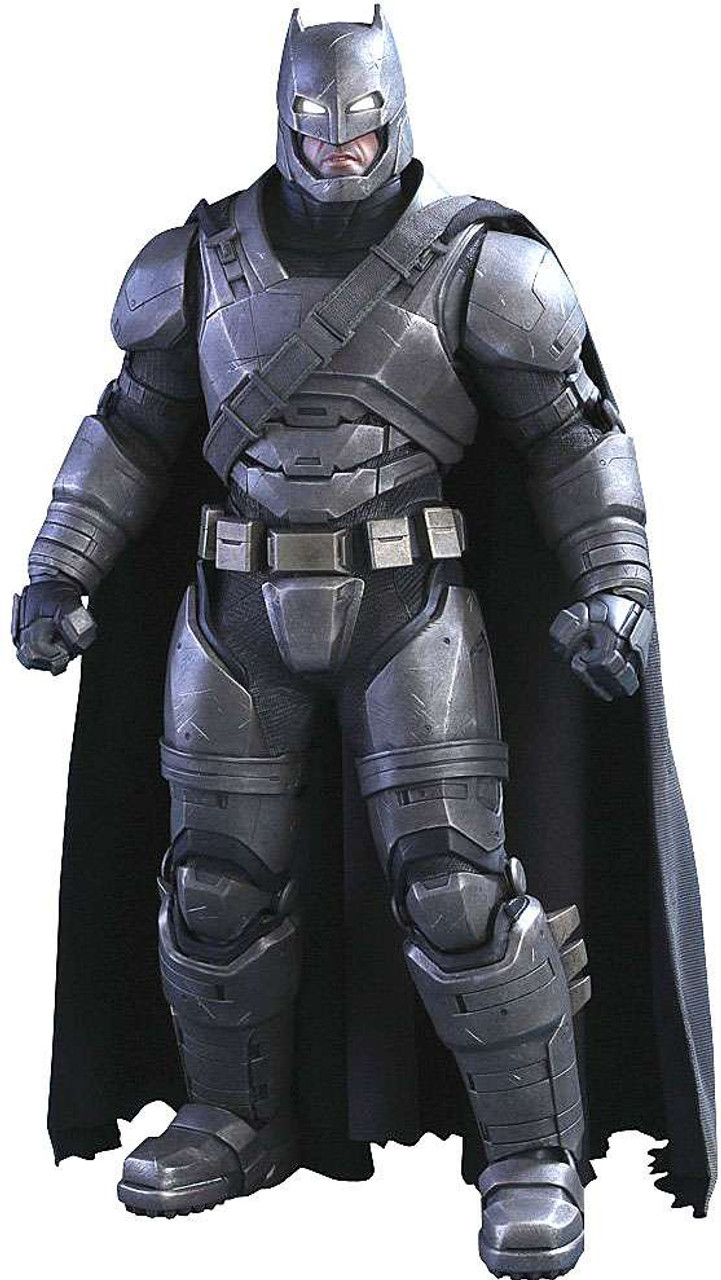 "Batman V Superman armoured Batman 6/"" Action Figures"