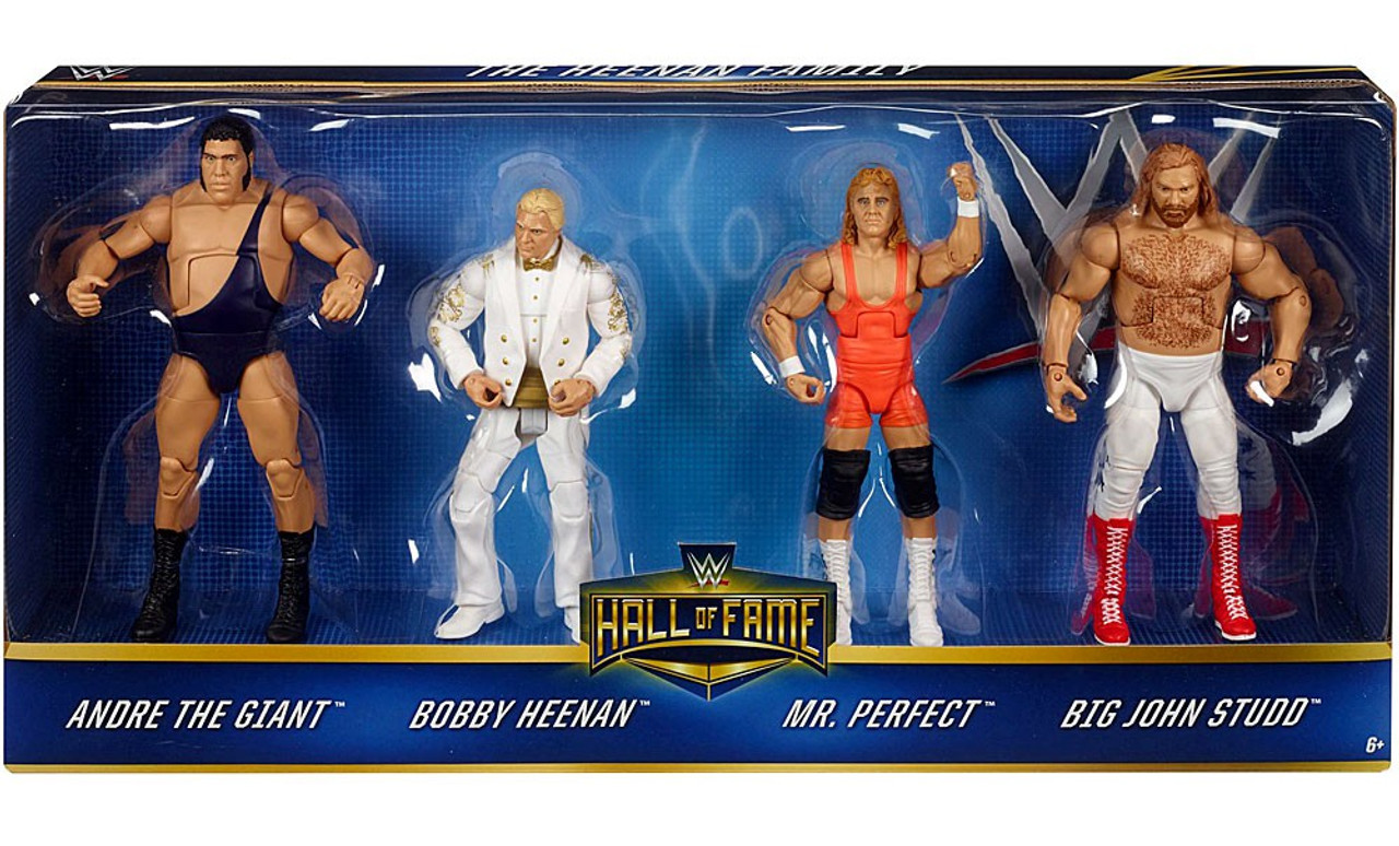 Wwe Ultimate Warrior Daniel Bryan Dean Ambrose Teenymates Figure