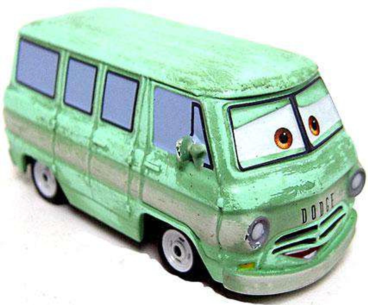 Disney Pixar Cars The World of Cars Movie Moments Rusty
