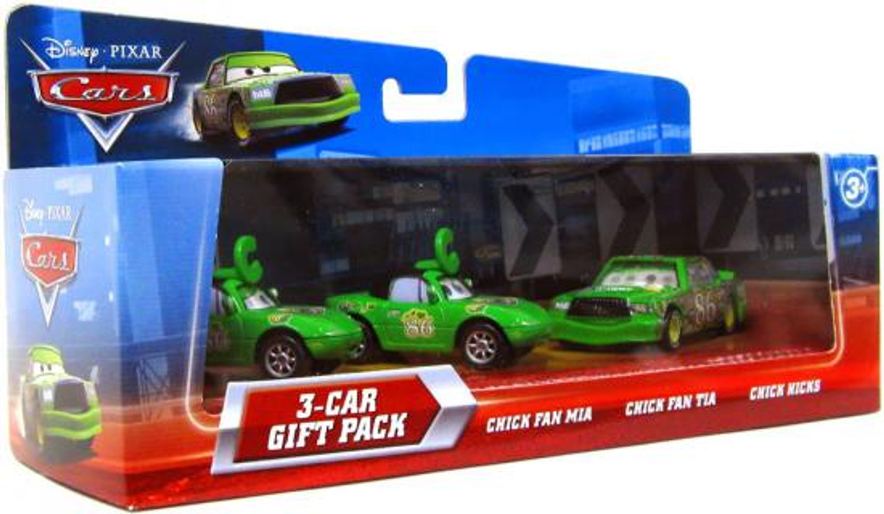 Tv Movie Character Toys The World Of Cars Multi Packs Spare O