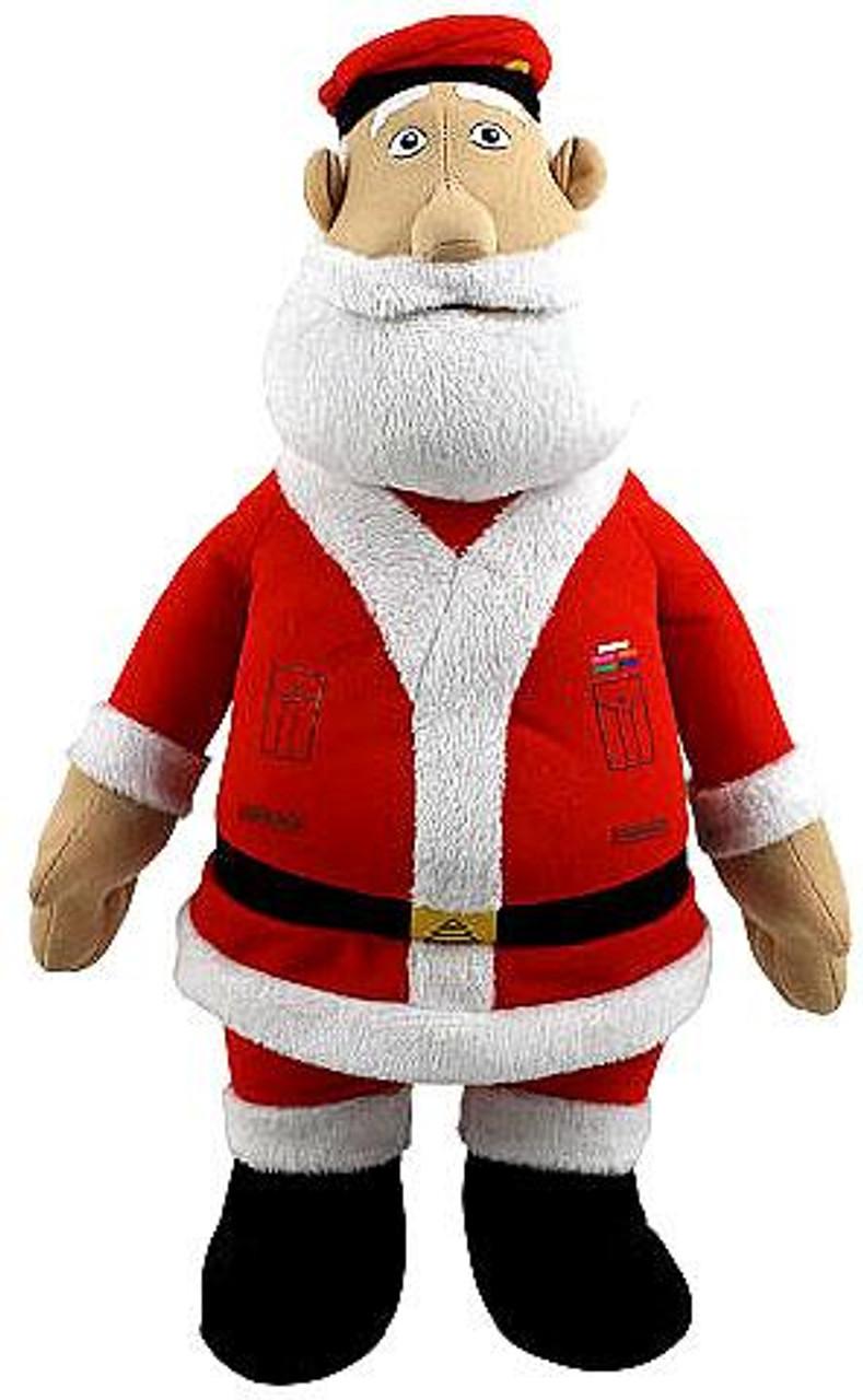 Arthur Christmas Santa.Arthur Christmas Santa 12 Plush Figure Bridge Direct Toywiz