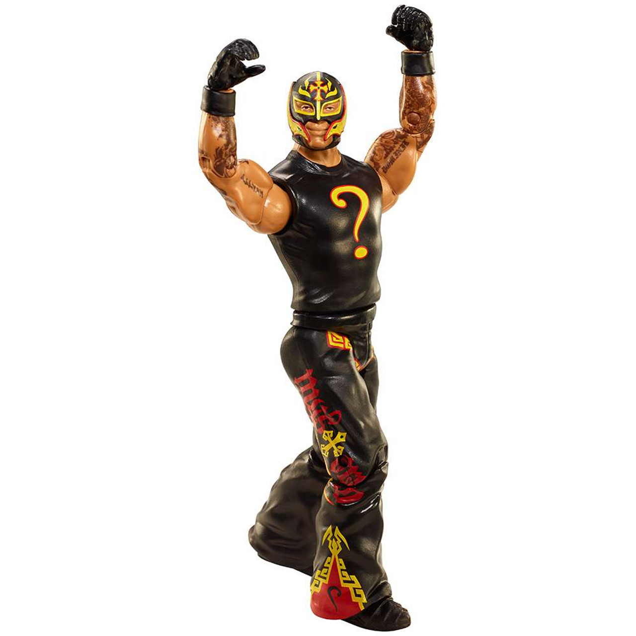 WWE Wrestling Series 40 Rey Mysterio Action Figure 33 ...