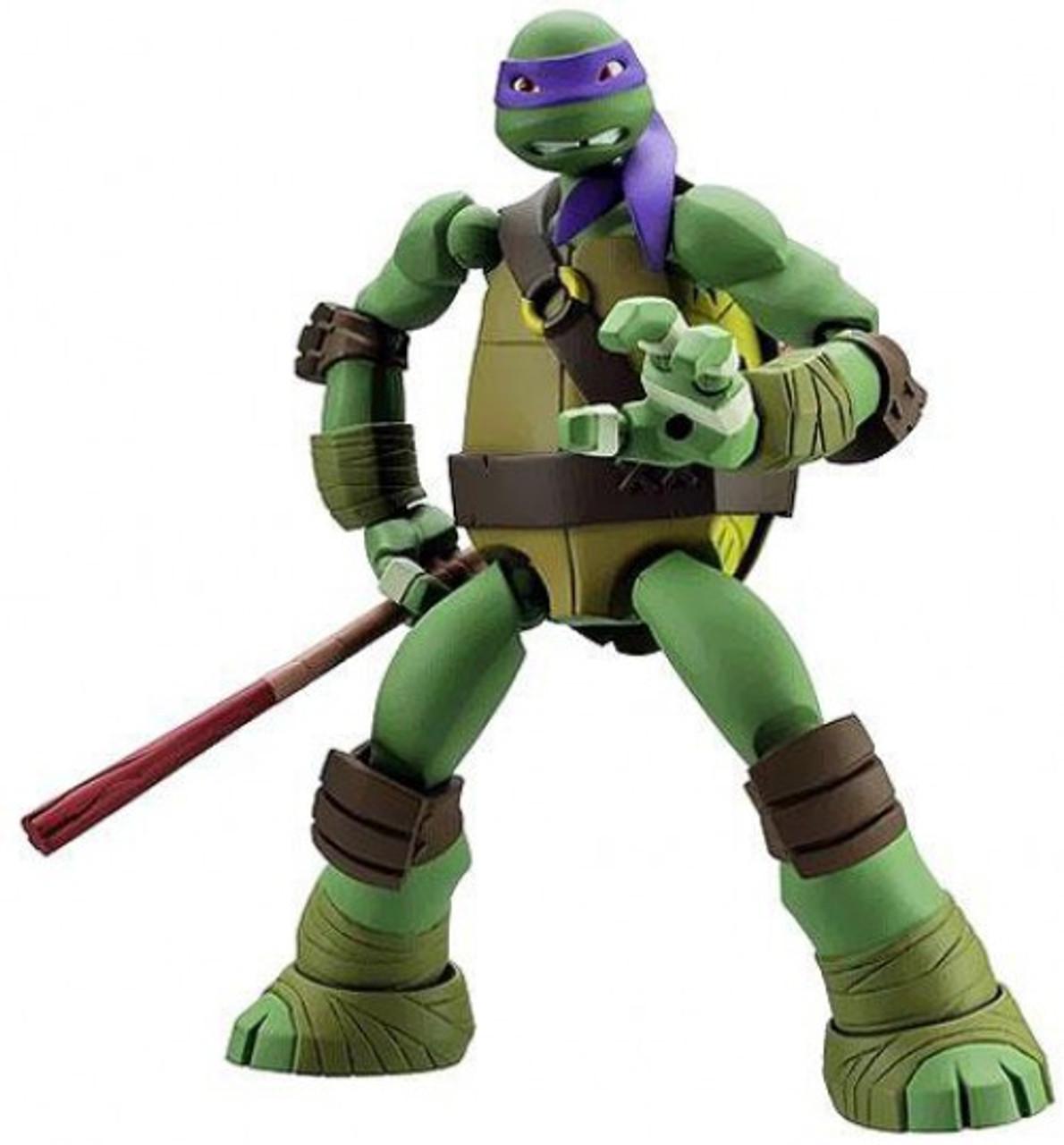 """Teenage Mutant Ninja Turtles 5/"""" Donatello Action Figure"""