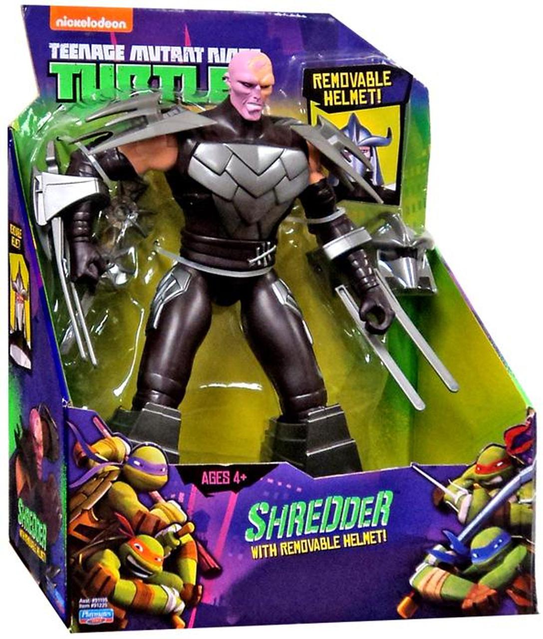 tmnt 2003 shredder toy