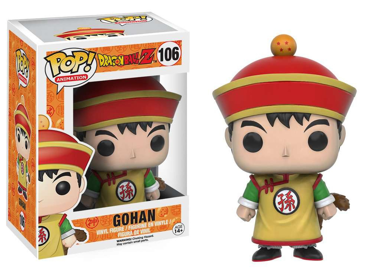 Vegeta NOUVEAU Funko Pop GohanTrunks Vinyl Figure Toy Dragon Ball Z:Goku