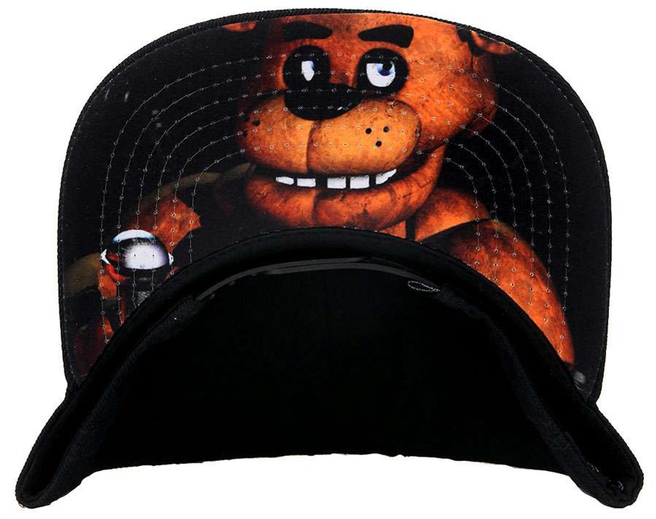 3fdb092f42d8ef Five Nights at Freddys Freddy Fazbears Pizza Exclusive Baseball Cap  Bioworld - ToyWiz