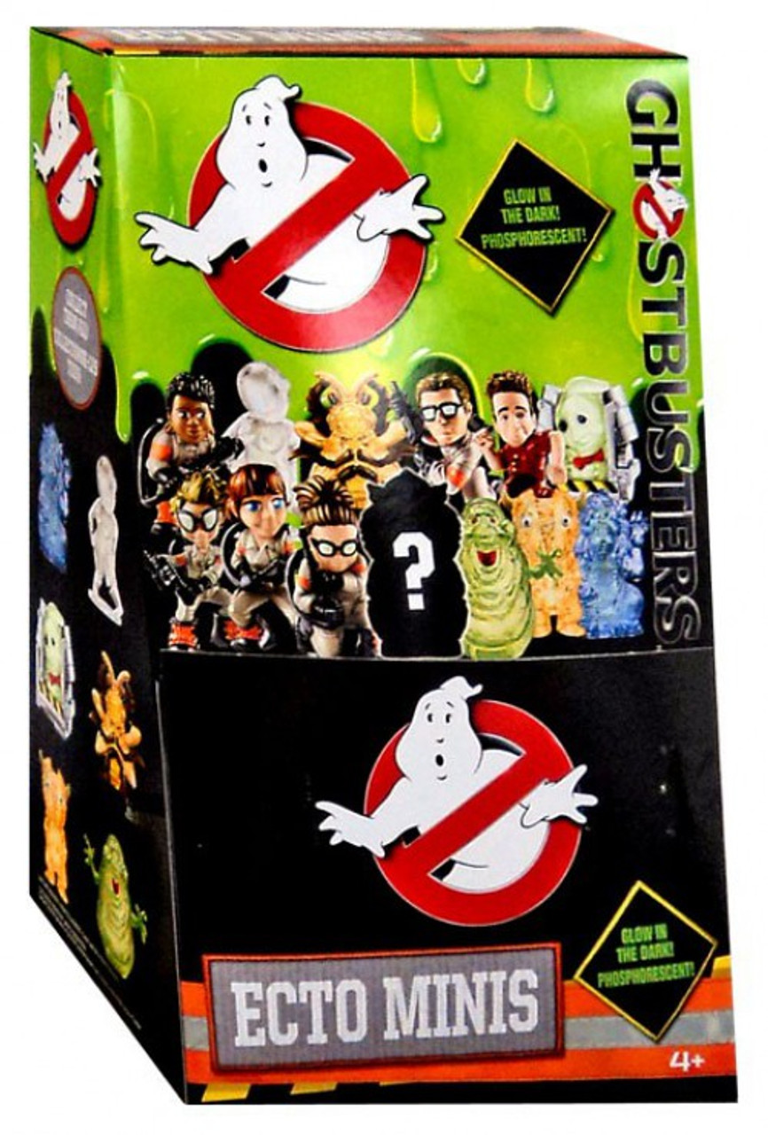 Ghostbusters 2016 Movie Ecto Minis Mystery Box [24 Packs]
