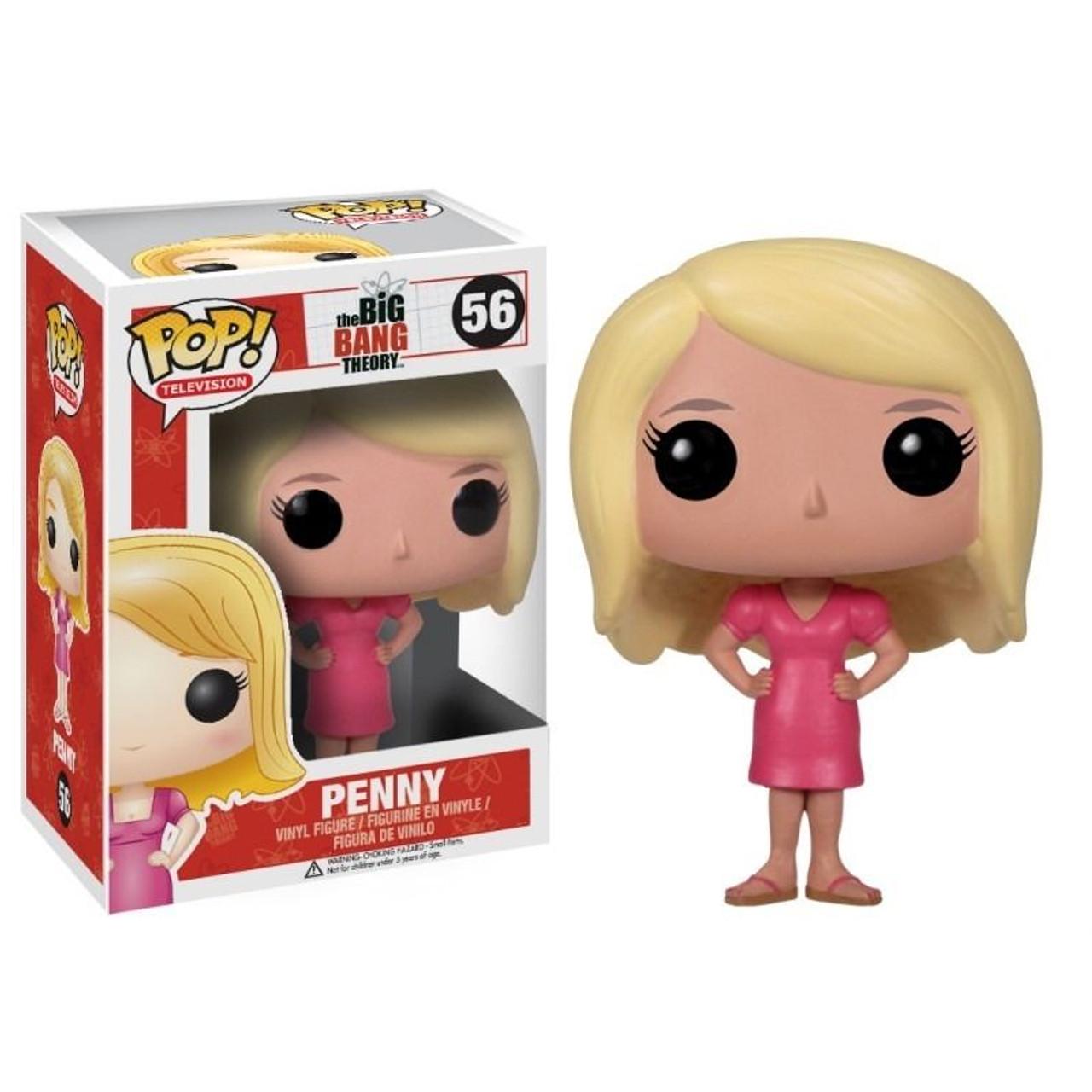 Pop Funko Big Bang Theory Penny