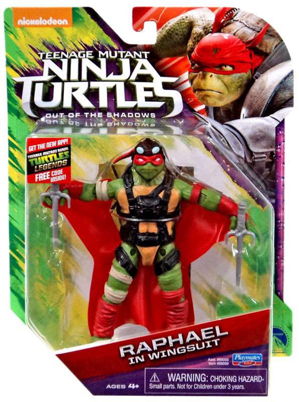 Teenage Mutant Ninja Turtles Out Of The Shadows Raphael In
