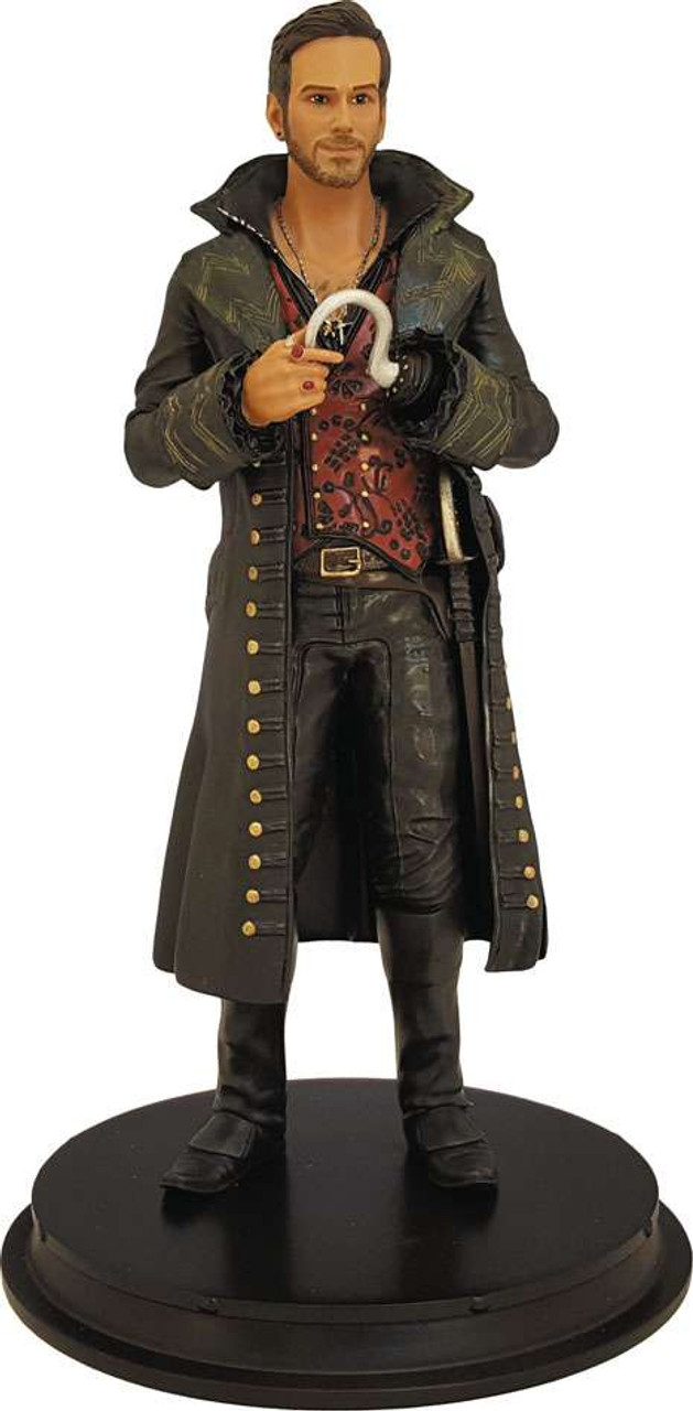Once Upon a Time Captain Hook Swan Action Figure PX