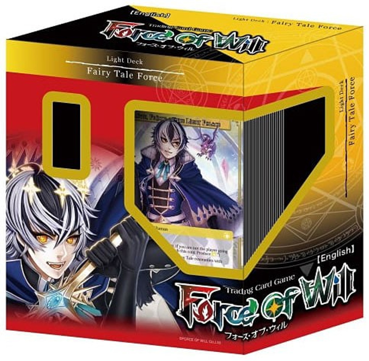 Force of Will Fairy Tale Force Lapis Cluster Starter Deck [Light Deck]