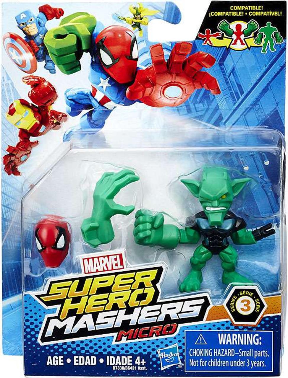 Marvel Super Hero Mashers Micro Series 3 Ultimate Goblin 2 Mini
