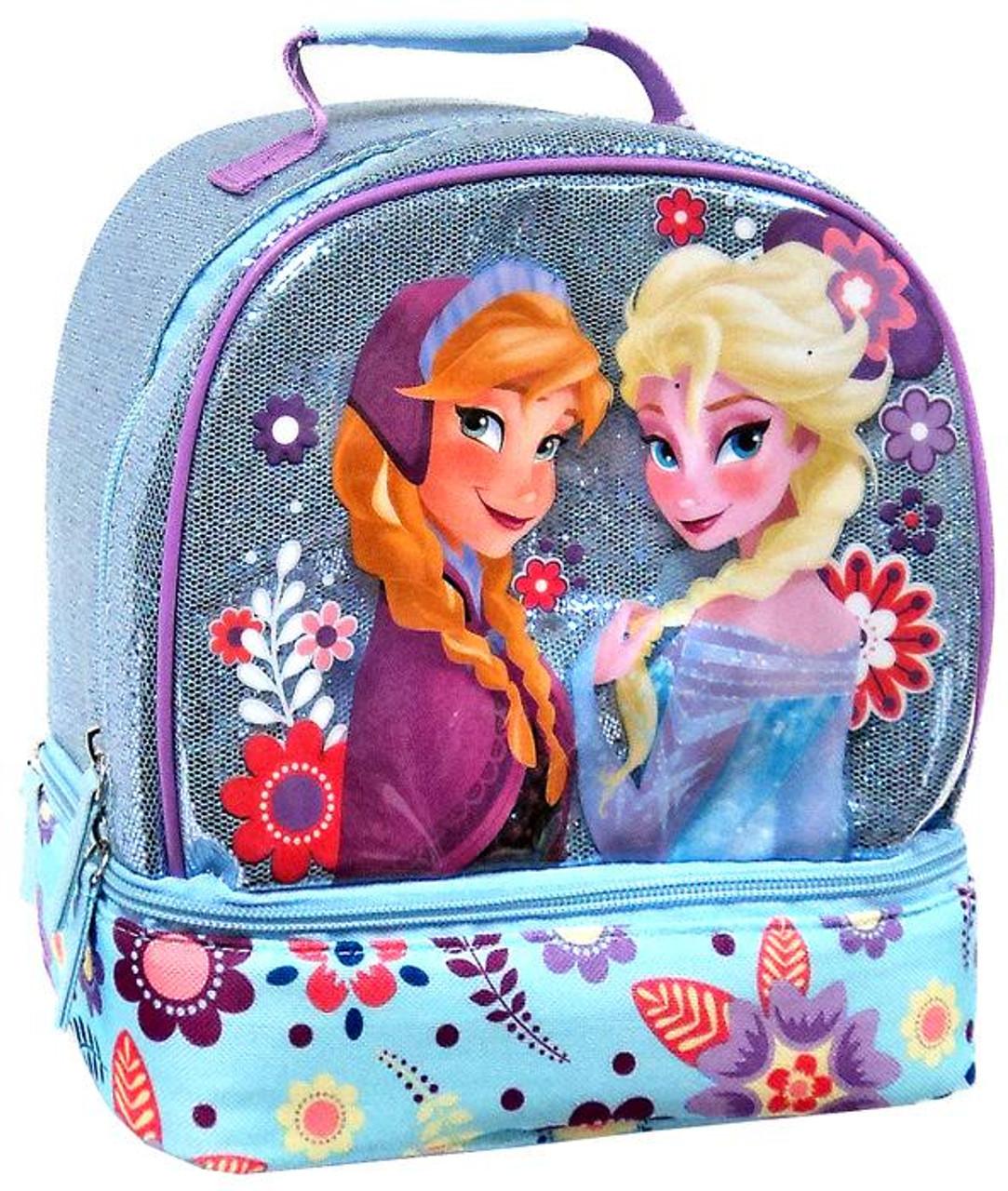 ce0919fe329c Disney Frozen Anna Elsa Tote Bag Exclusive Lunch Box - ToyWiz