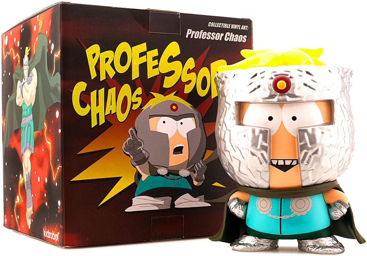 "South Park The Fractured But Whole Professor Chaos 7/"" Vinyl Figure"