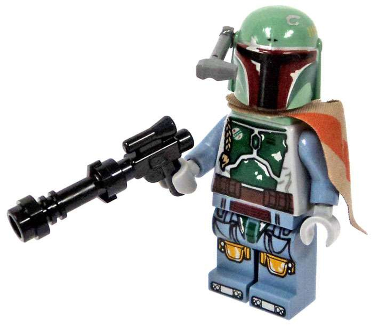 Lego Star Wars Empire Strikes Back Loose Boba Fett Minifigure