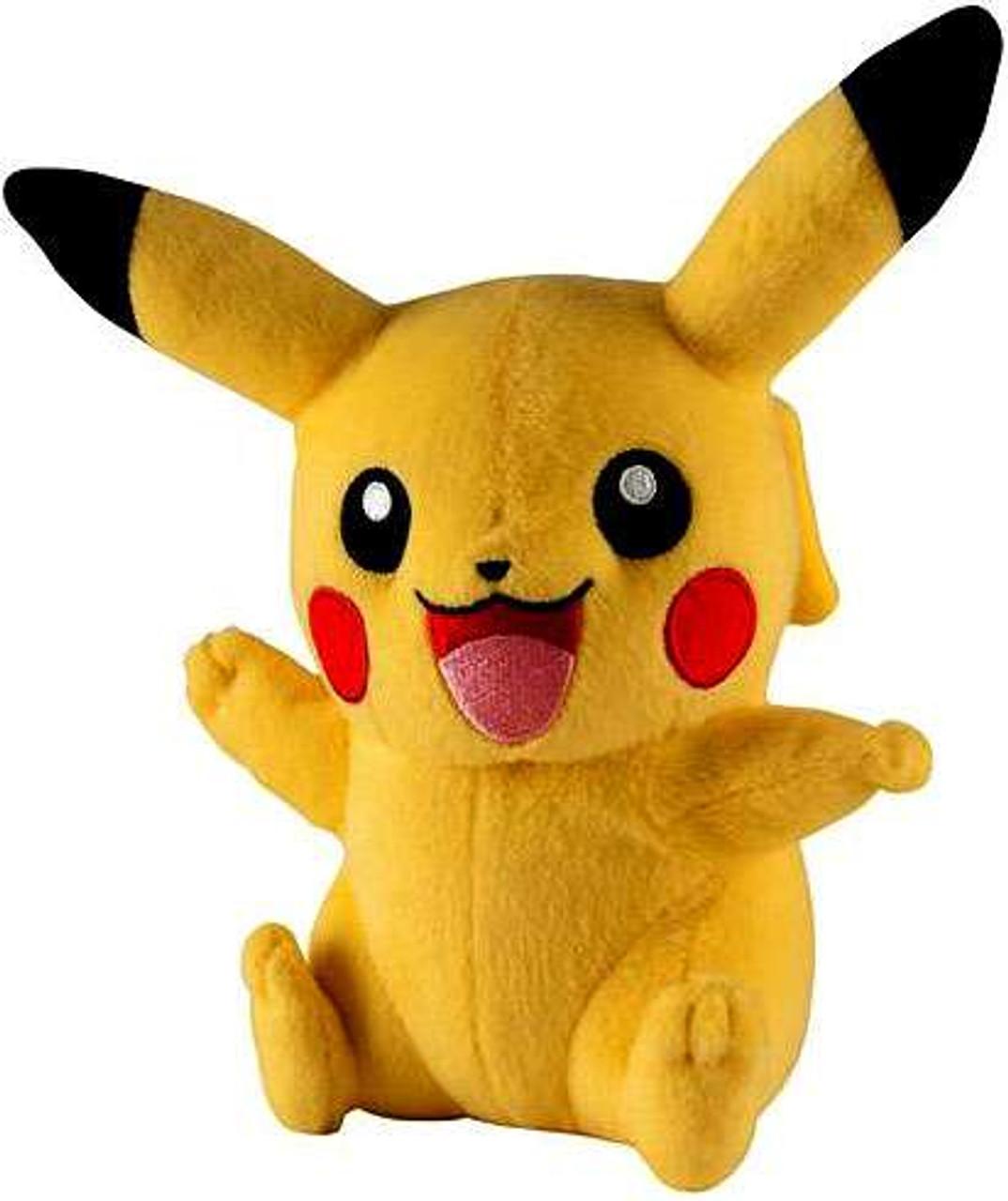 Pokemon Center Japan Limited Robot Pikachu Plush Toy Pouch Set Rare F//S New