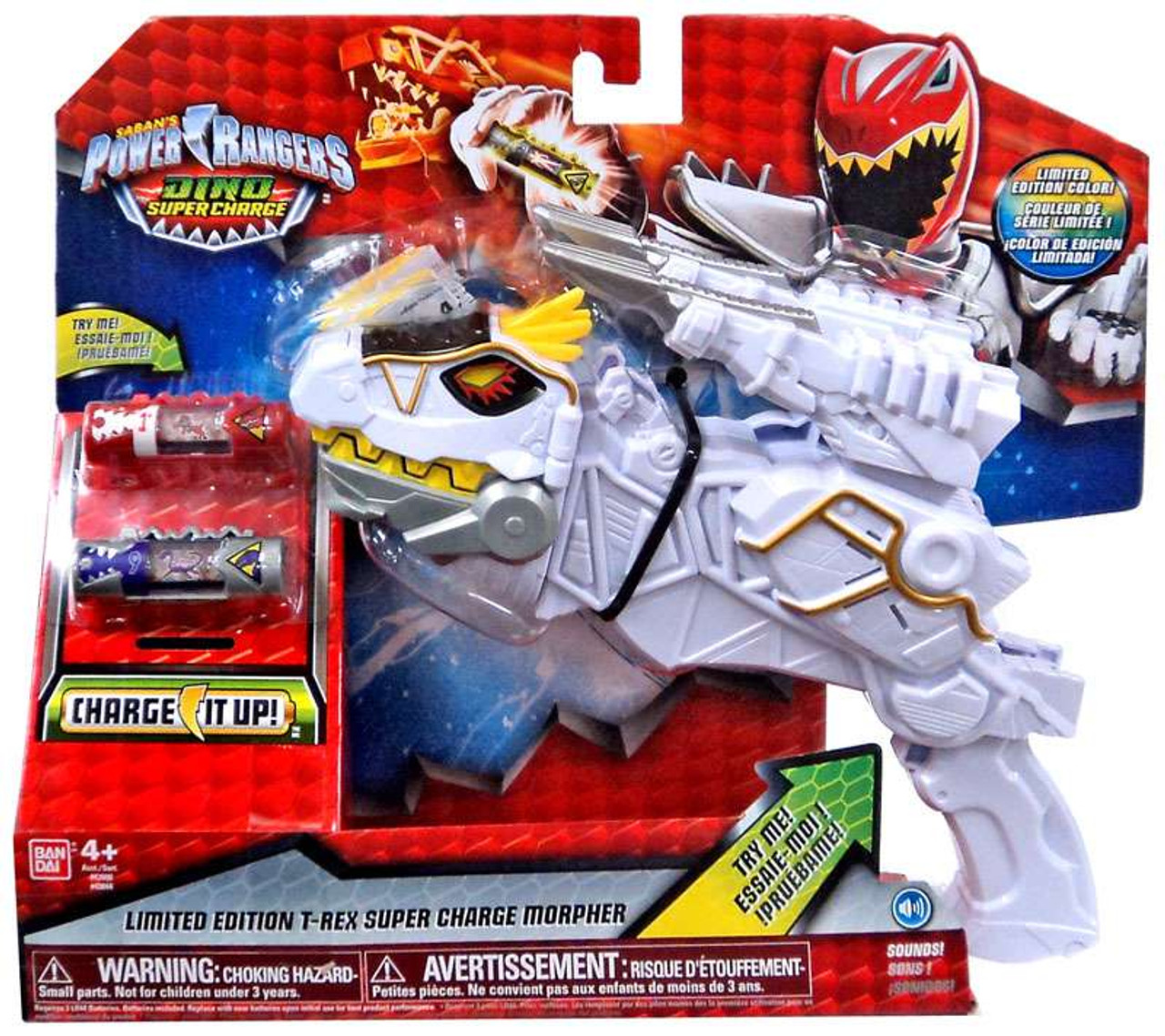 power rangers dino super charge t rex super charge morpher roleplay toy limited edition bandai america toywiz power rangers dino super charge t rex