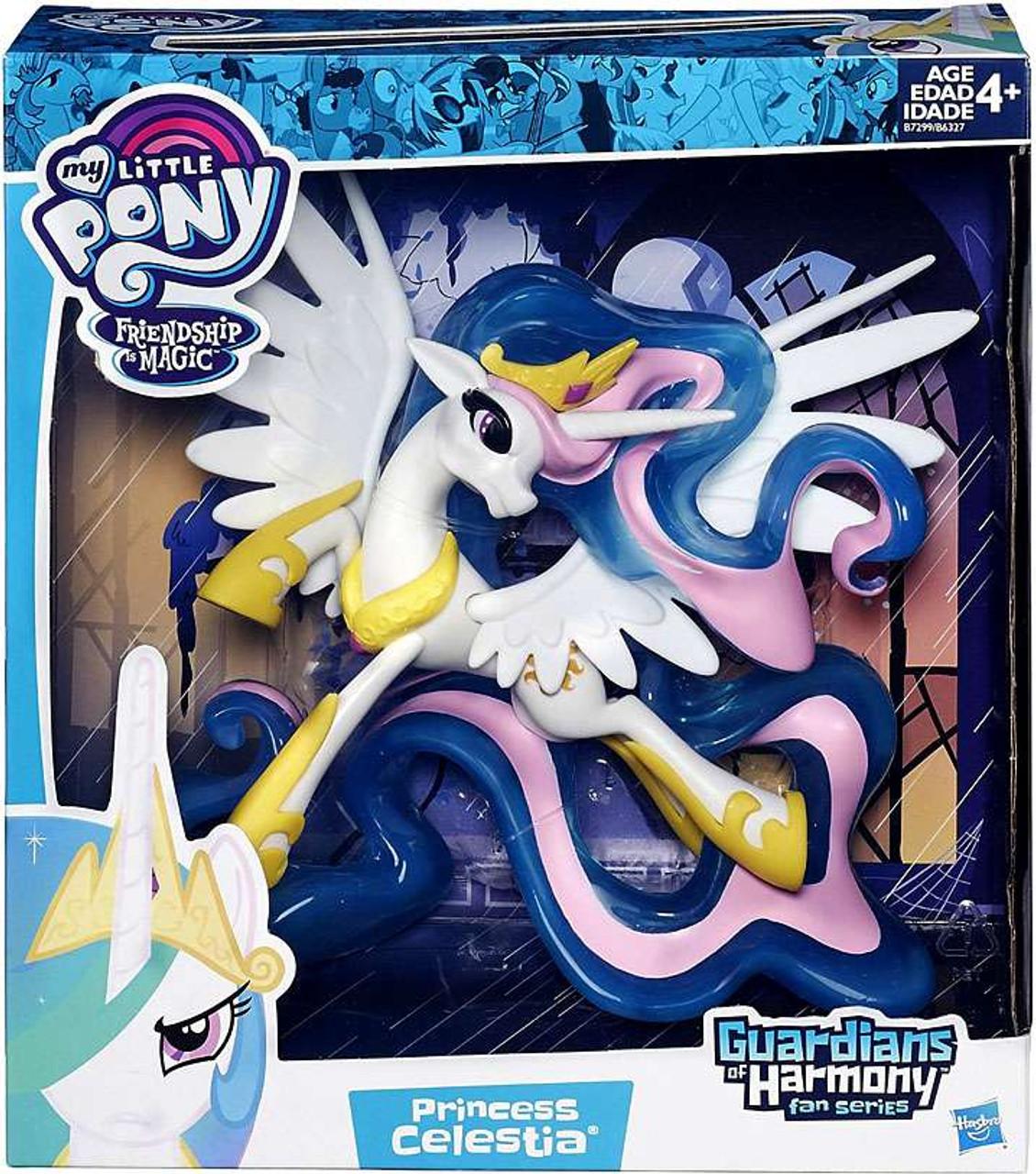 My Little Pony Guardians of Harmony Fan Series Princess Celestia