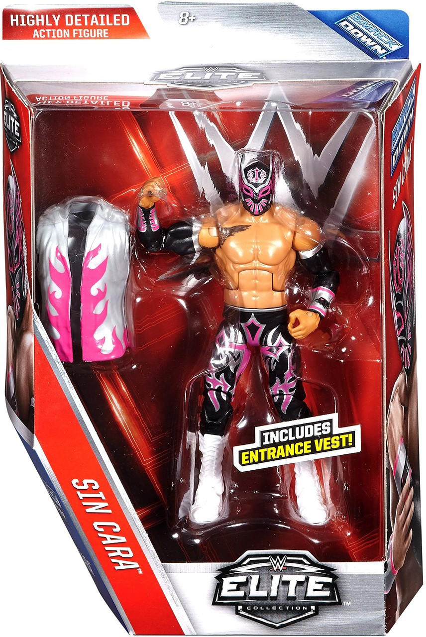WWE Elite Series Kalisto Action Figure With Accessories