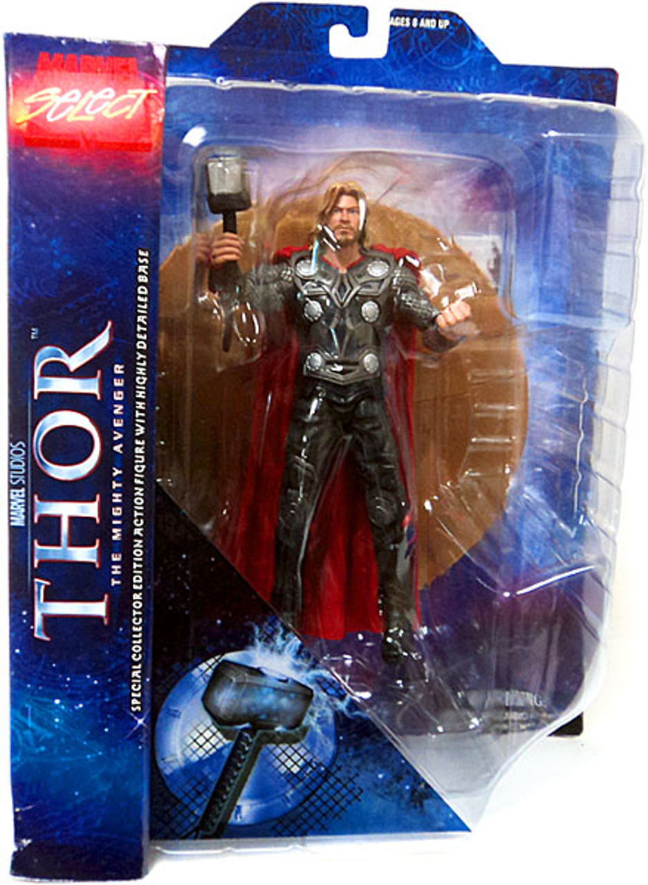 """Marvel THOR THE MIGHTY AVENGER 4/"""" Action Figure No.19 COSMIC ARMOR THOR"""