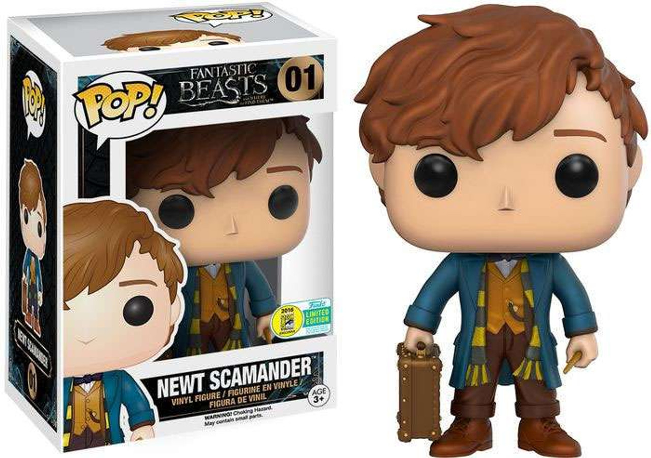 FUNKO POP Harry Potter Vinyl Action Figure #01